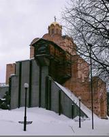 Подготовка заведений культуры Киева к зиме